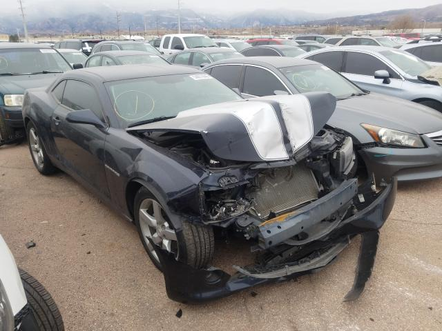 2014 Chevrolet Camaro LT en venta en Colorado Springs, CO