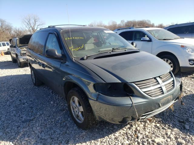 Dodge Caravan salvage cars for sale: 2007 Dodge Caravan