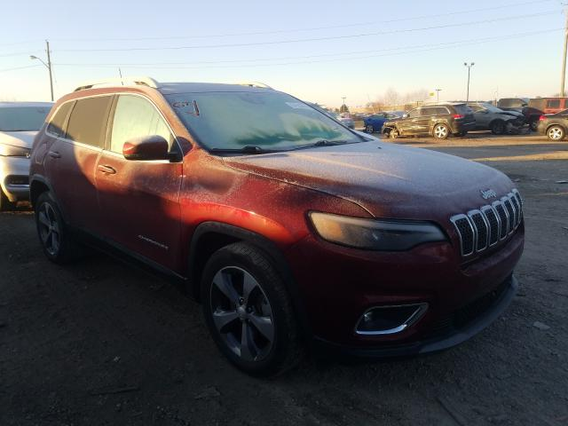 Jeep Vehiculos salvage en venta: 2019 Jeep Cherokee L