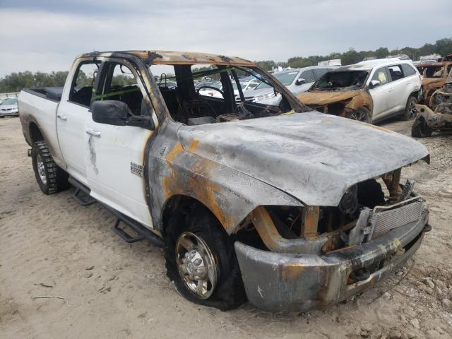 Salvage cars for sale from Copart Punta Gorda, FL: 2011 Dodge RAM 2500