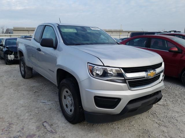 Salvage cars for sale from Copart Walton, KY: 2018 Chevrolet Colorado