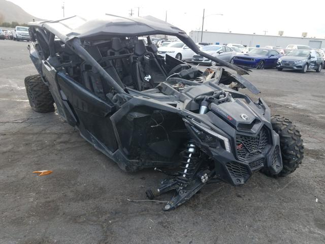Salvage cars for sale from Copart Colton, CA: 2019 Can-Am Maverick X
