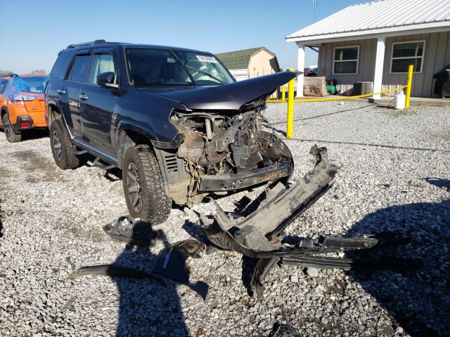 Salvage cars for sale from Copart Prairie Grove, AR: 2016 Toyota 4runner SR