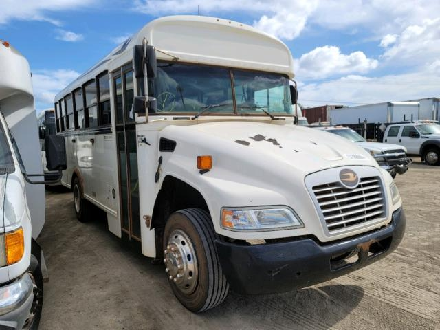 Salvage cars for sale from Copart Kapolei, HI: 2017 Blue Bird School Bus