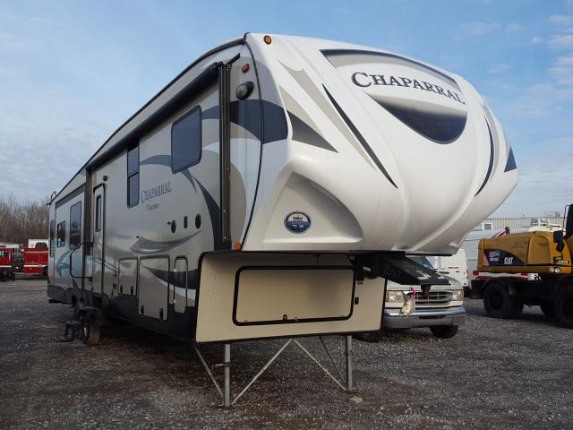 Coachmen salvage cars for sale: 2015 Coachmen Chaparral