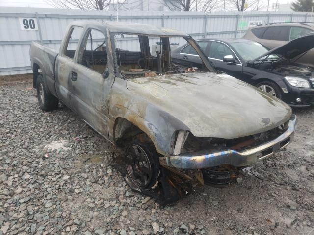 Salvage cars for sale from Copart Ontario Auction, ON: 2006 GMC New Sierra