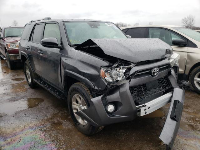 Salvage cars for sale from Copart Columbia Station, OH: 2020 Toyota 4runner SR