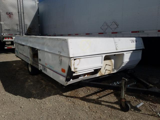 Trailers Vehiculos salvage en venta: 1995 Trailers Trailer