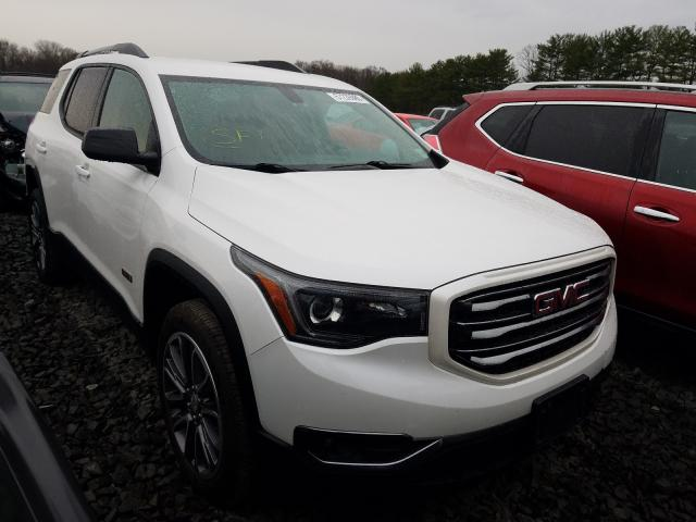 Salvage cars for sale from Copart Windsor, NJ: 2019 GMC Acadia ALL