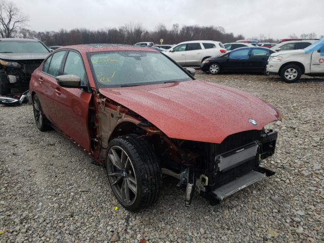 BMW M340XI salvage cars for sale: 2020 BMW M340XI