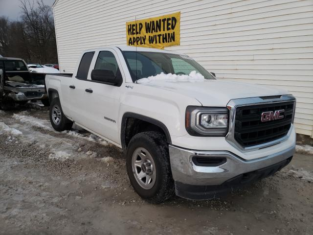 Salvage cars for sale from Copart Northfield, OH: 2016 GMC Sierra K15
