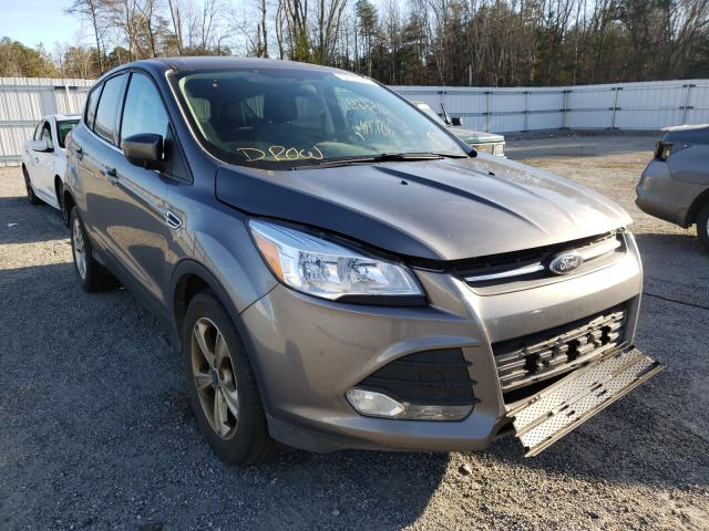 Salvage cars for sale from Copart Fredericksburg, VA: 2013 Ford Escape SE