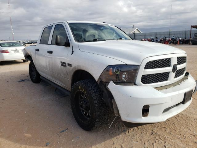 Salvage cars for sale from Copart Andrews, TX: 2014 Dodge RAM 1500 ST