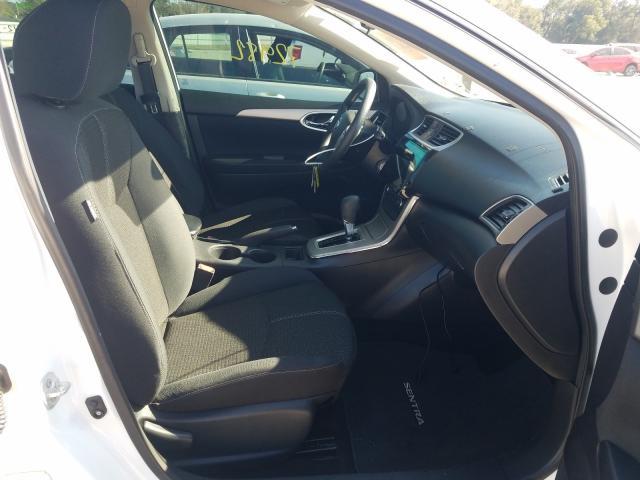 пригнать из сша 2015 Nissan Sentra S 1.8L 3N1AB7AP5FY373863