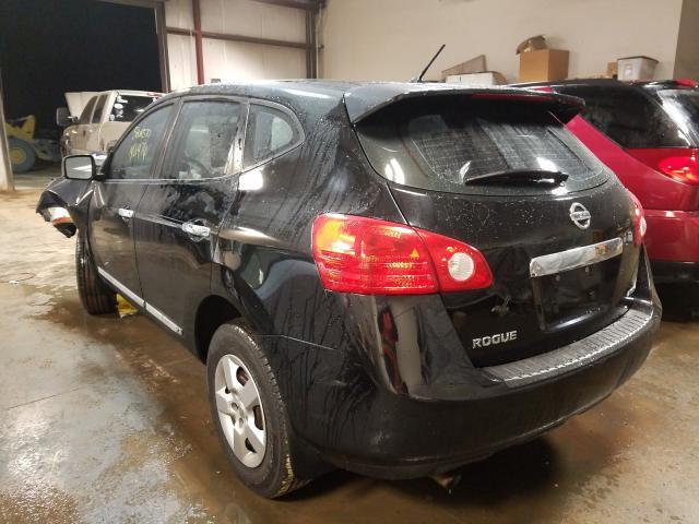 купить 2011 Nissan Rogue S 2.5L JN8AS5MV3BW257823