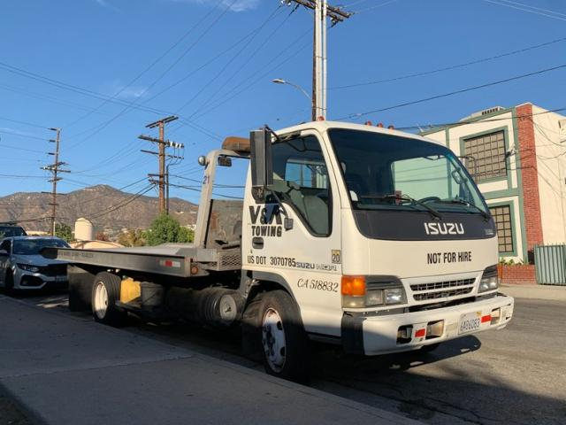 Isuzu salvage cars for sale: 2000 Isuzu NQR