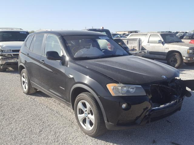 BMW X3 XDRIVE2 salvage cars for sale: 2011 BMW X3 XDRIVE2
