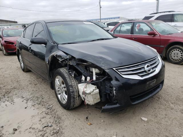 Salvage cars for sale from Copart Columbus, OH: 2012 Nissan Altima Base