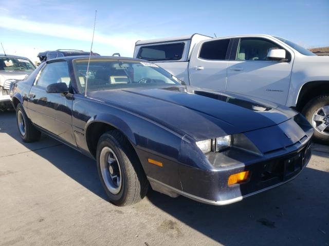 Chevrolet Camaro salvage cars for sale: 1987 Chevrolet Camaro