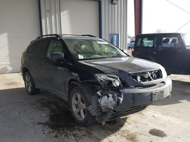 Salvage cars for sale from Copart Billings, MT: 2004 Lexus RX 330
