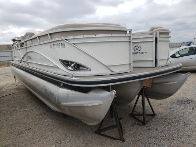 Suntracker Boat salvage cars for sale: 2015 Suntracker Boat