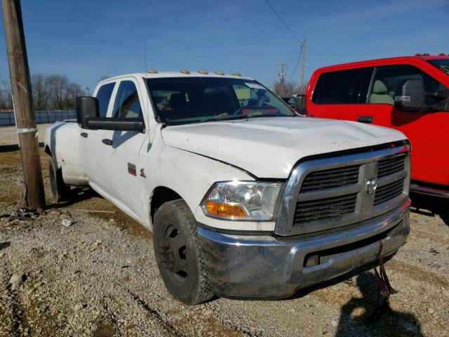 Salvage cars for sale from Copart Lexington, KY: 2011 Dodge RAM 3500