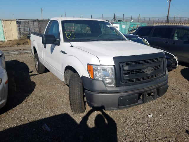 Salvage cars for sale from Copart San Martin, CA: 2012 Ford F150