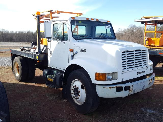 International salvage cars for sale: 2000 International 4900
