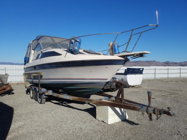 Bayliner salvage cars for sale: 1985 Bayliner Boat Trail