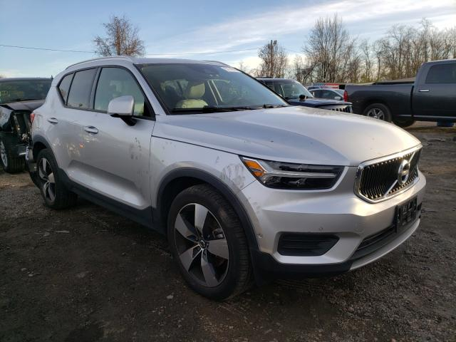 Volvo XC40 T5 MO salvage cars for sale: 2019 Volvo XC40 T5 MO