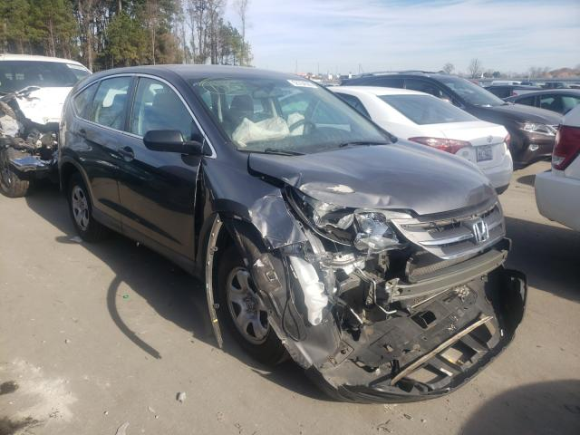Honda CRV salvage cars for sale: 2014 Honda CRV