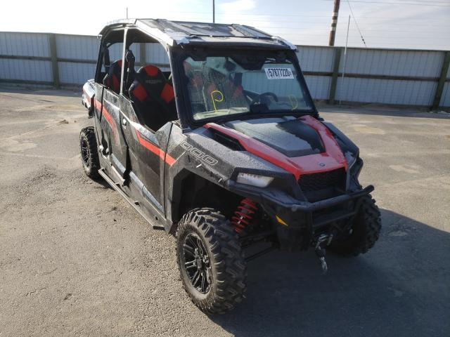 Salvage cars for sale from Copart Nampa, ID: 2018 Polaris General
