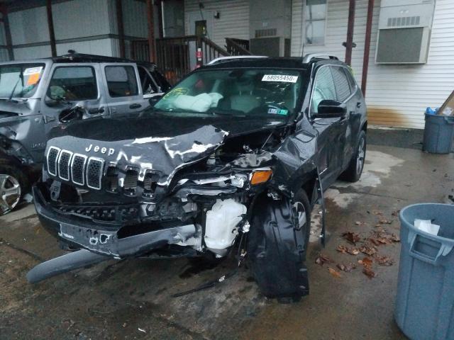 2019 Jeep CHEROKEE | Vin: 1C4PJMDX4KD104917