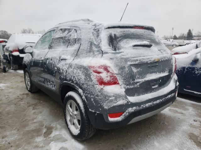 купить 2019 Chevrolet Trax 1Lt 1.4L KL7CJPSB6KB931995
