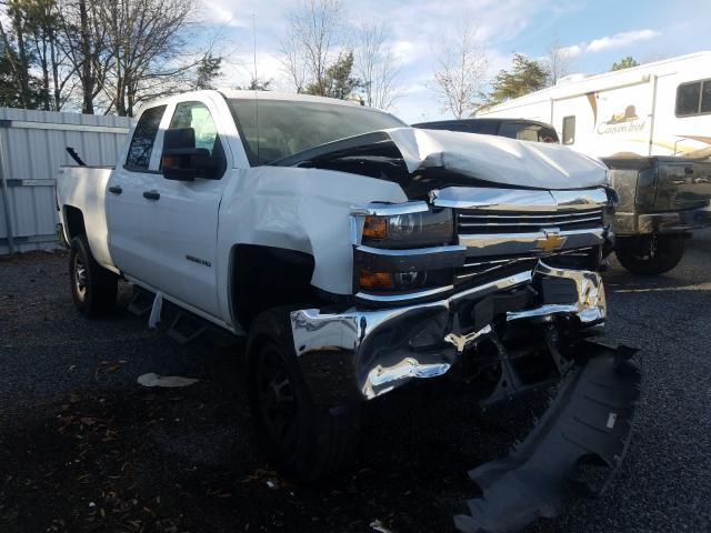 Salvage cars for sale from Copart Fredericksburg, VA: 2016 Chevrolet Silverado