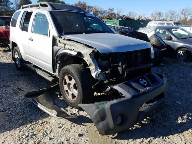 Salvage cars for sale from Copart Ellenwood, GA: 2008 Nissan Xterra OFF
