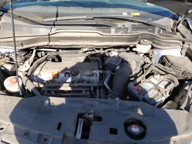 5J6RE3H54AL023625 2010 Honda Cr-V Ex 2.4L