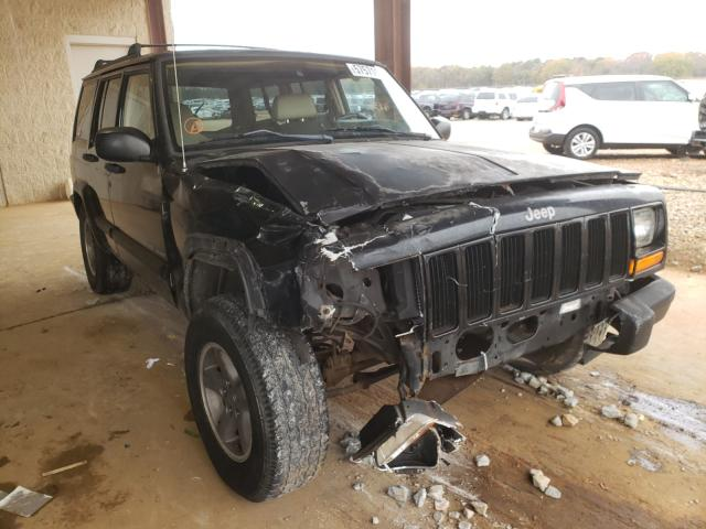 Jeep Cherokee salvage cars for sale: 1999 Jeep Cherokee