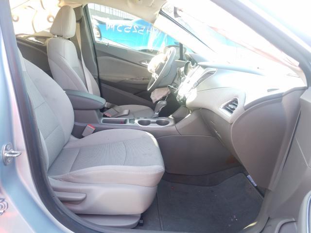 пригнать из сша 2017 Chevrolet Cruze Ls 1.4L 1G1BC5SM9H7235733