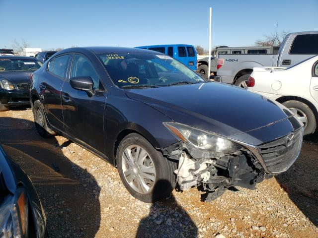Mazda salvage cars for sale: 2015 Mazda 3 Sport