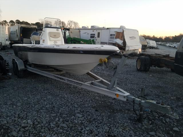 Nauticstar salvage cars for sale: 2017 Nauticstar Star