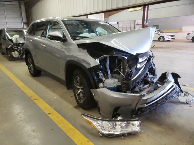 Salvage cars for sale from Copart Mocksville, NC: 2019 Toyota Highlander