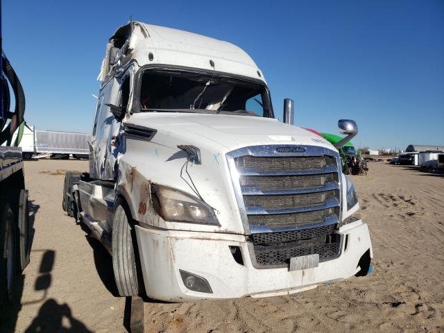 Salvage cars for sale from Copart Albuquerque, NM: 2019 Freightliner Cascadia 1