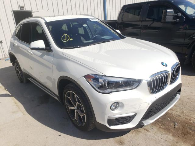 BMW X1 SDRIVE2 salvage cars for sale: 2019 BMW X1 SDRIVE2
