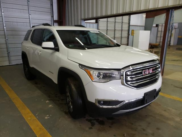 Salvage cars for sale from Copart Mocksville, NC: 2019 GMC Acadia SLT