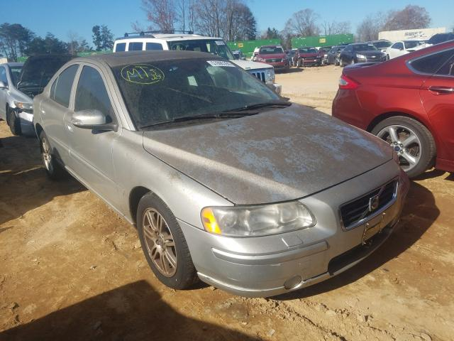 Vehiculos salvage en venta de Copart China Grove, NC: 2007 Volvo S60