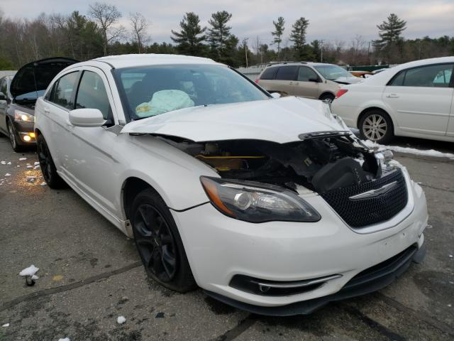 Chrysler salvage cars for sale: 2014 Chrysler 200 Limited
