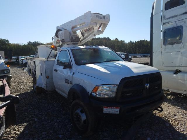 Salvage cars for sale from Copart Florence, MS: 2018 Dodge RAM 5500