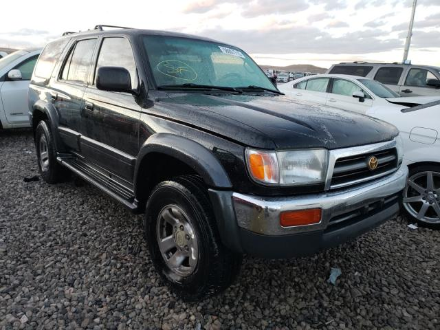 Salvage cars for sale from Copart Magna, UT: 1997 Toyota 4runner LI