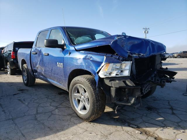 Dodge salvage cars for sale: 2014 Dodge RAM 1500 ST